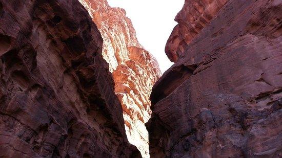Jebel Khazali: Khazali Kanyonu
