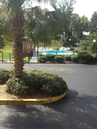 Best Western Tallahassee-Downtown Inn & Suites: BY POOL