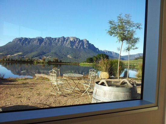 Eagles Nest Retreat: View from African Room at Eagles Nest 2
