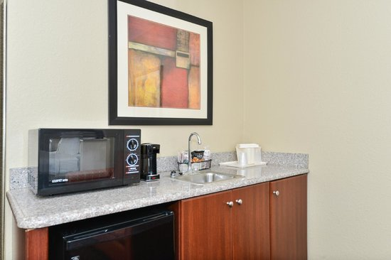 Comfort Inn & Suites : Non-Smoking King Suite