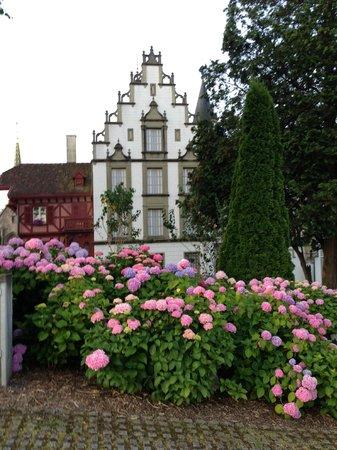 Hotel Bellevue Luzern: Castle near the hotel