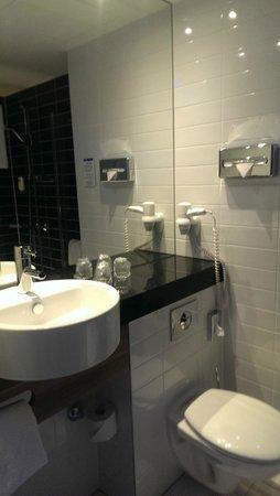 Holiday Inn Express Augsburg: Bath
