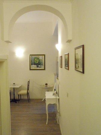 Dante's in Vaticano: ZONA GIORNO