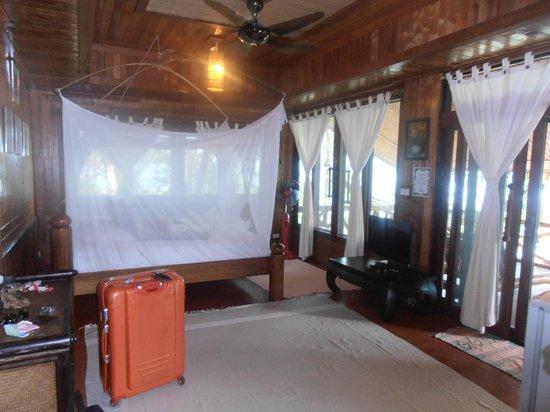Viking Natures Resort: dormitorio