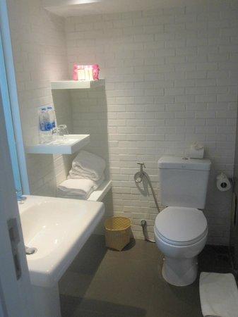 Burasari Resort: Bathroom