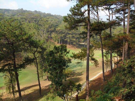 Villa Cordillera : View of the golf couse