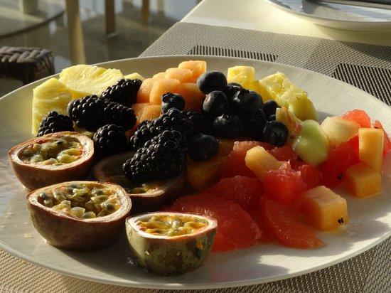 Jumeirah at Etihad Towers : Jumeirah Hotel at Ethiad Towers - Breakfast