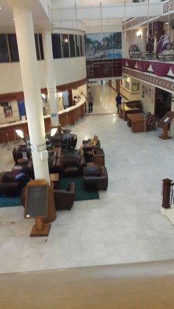 De Rhu Beach Resort: Lobby area