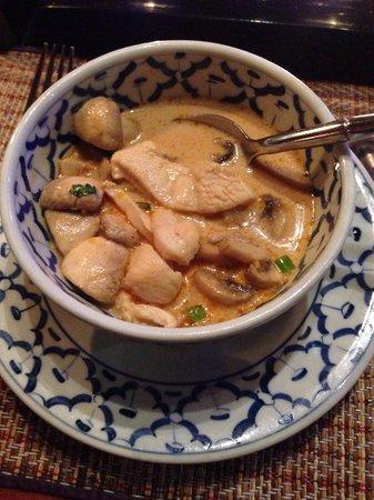 Ban Thai: Tom Kha Gai Suppe