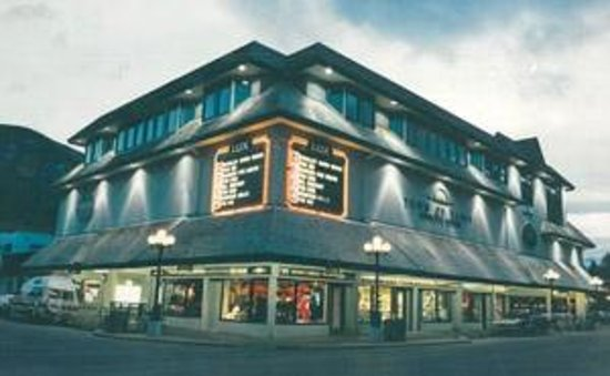 Lux Cinema Banff