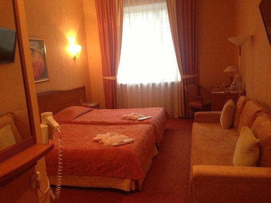 Tatiana Hotel: Очень комфортный номер