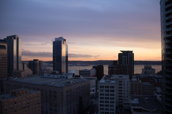 The Westin Seattle: view from room