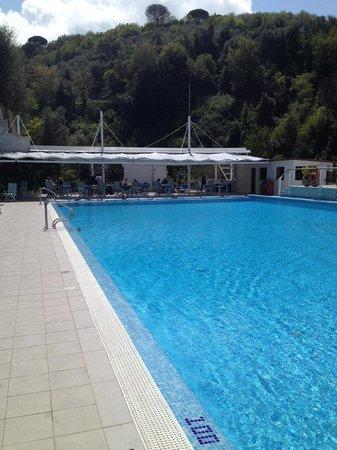 BEST WESTERN Hotel La Solara: The Olympic size swimming pool