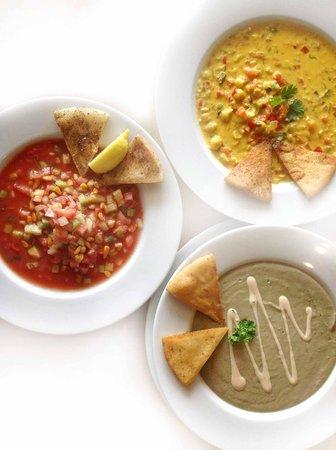 Pita Jungle: Soup du Jour