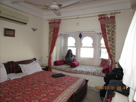 Jagat Niwas Palace Hotel: Heritage Room