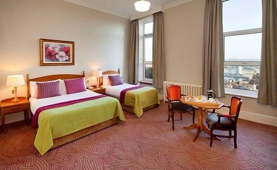 Ambassador Hotel & Health Club Cork : Superior City View Room with Balcony