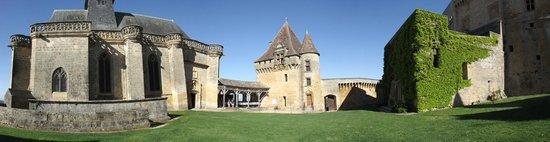 Château de Biron : biron