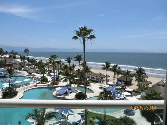 Hard Rock Hotel Vallarta : View from the room