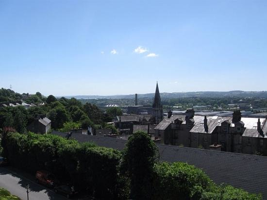 Ambassador Hotel & Health Club Cork: Easterly View from our Balcony