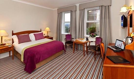 Ambassador Hotel & Health Club Cork : Classic Double Room