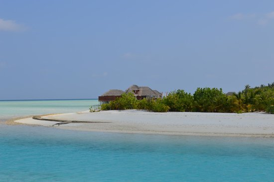 Anantara Veli Maldives Resort: view