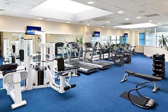 Ambassador Hotel & Health Club Cork : Our New Look Gym