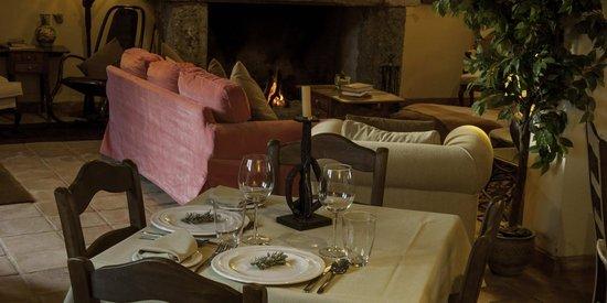 Finca La Ramallosa Restaurante