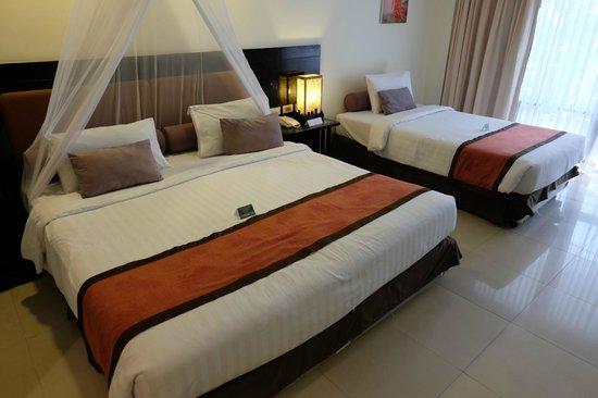 Woraburi Phuket Resort & Spa : Room