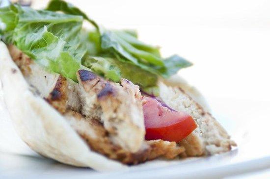 Pita Jungle : Mediterranean Roasted Chicken Shawarma