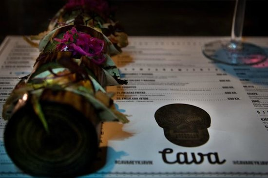 Reykjavik Backpackers: Cava Restaurant