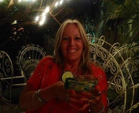 La Habichuela Downtown : Margaritas!