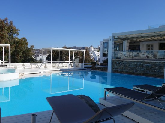 Semeli Hotel: Semeli  Hotel, swimming pool