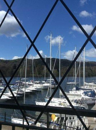 The Ship Inn: view