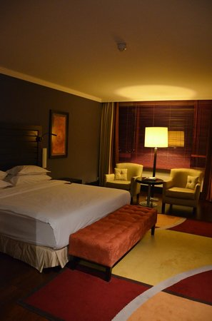 Steigenberger Hotel Maslak Istanbul: chambre