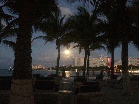 Occidental Costa Cancun: Muy buena vista