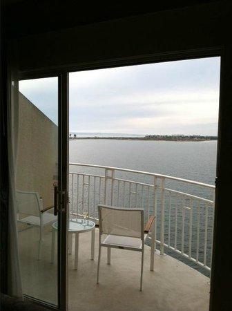 Loews Coronado Bay Resort: Room Patio View