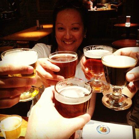 Toronto Urban Adventures: Cheers to Beer Makes History Better