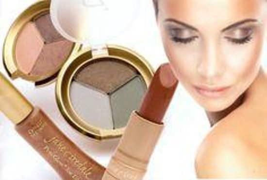 Fusions Spa: Jane Iredale Makeup