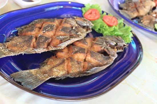 Rawai Beach: Обед