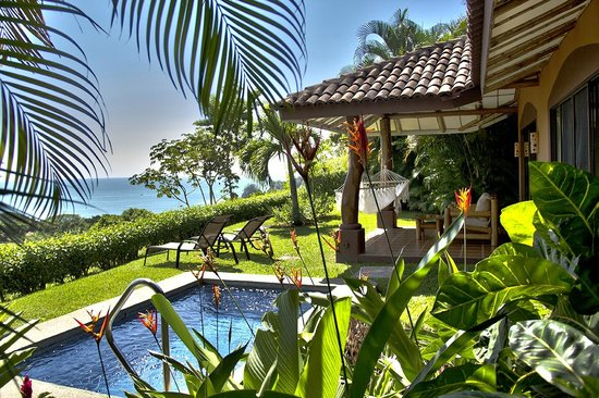 Hotel Punta Islita, Autograph Collection: Magnifent Casita terrace with view.