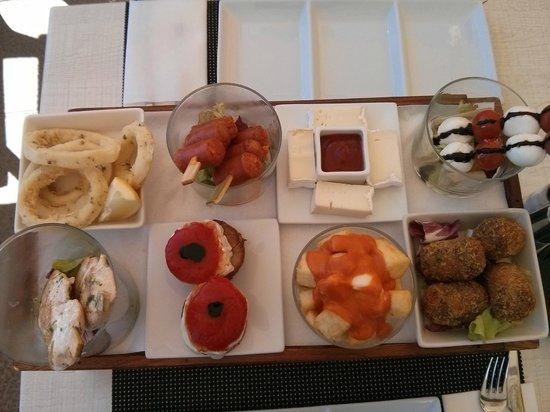 Port 31: Enjoyable and delicious Tapas