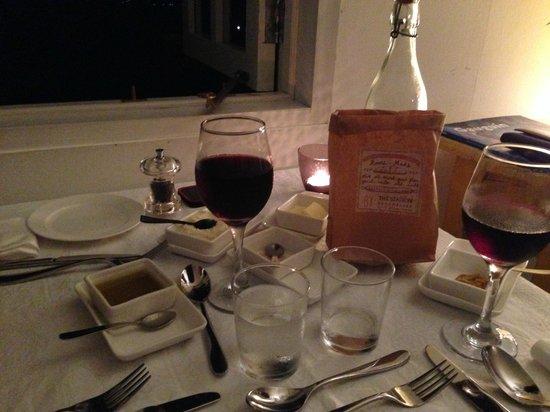 The Station Seychelles: yummy dinner