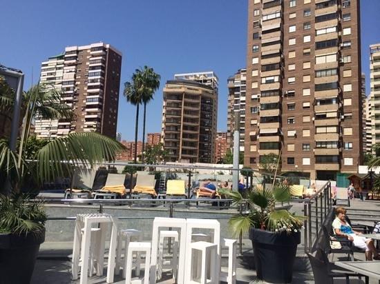 Sandos Monaco Beach Hotel & Spa: pool area