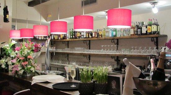 Don Quijote Restaurante: Bar