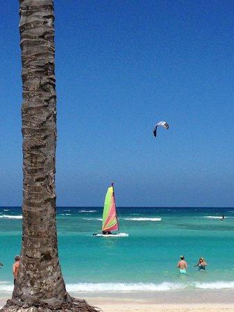 Majestic Colonial Punta Cana : Beautiful beach and warm Caribbean waters