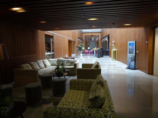 Inspira Santa Marta Hotel: le Hall