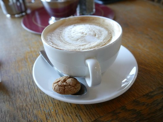 Wits End Cafe Espresso Bar: Best coffee in yorkshire