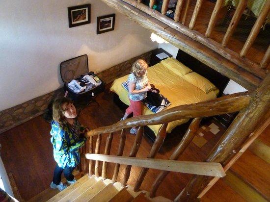 La Capilla Lodge: Room