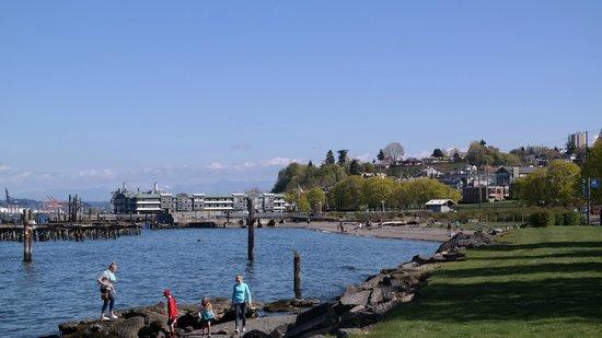 Silver Cloud Inn Tacoma - Waterfront : Silver Cloud