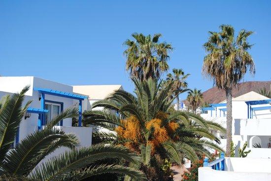 HL Paradise Island : Vue depuis la terrasse sejour
